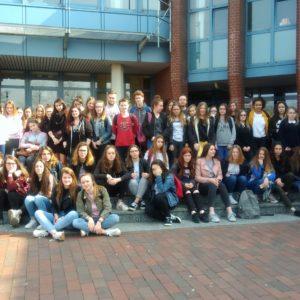 Voyage en Allemagne pour 50 élèves du lycée