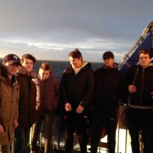 les 3° à Jersey : «HAVE A GOOD TRIP»