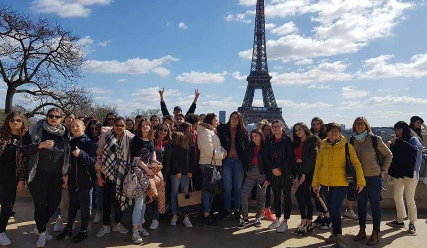 CAP sur Paris !