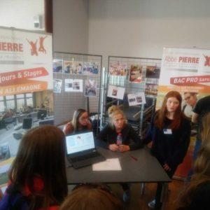 Salon des mobilités à Saint Aubin du Cormier