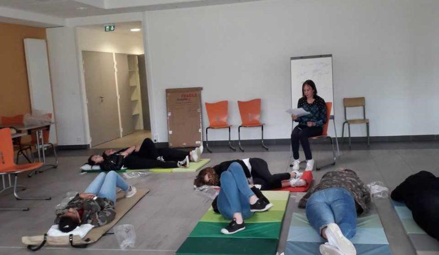 Gestion du stress avant une épreuve orale pour les CAPa 2°année