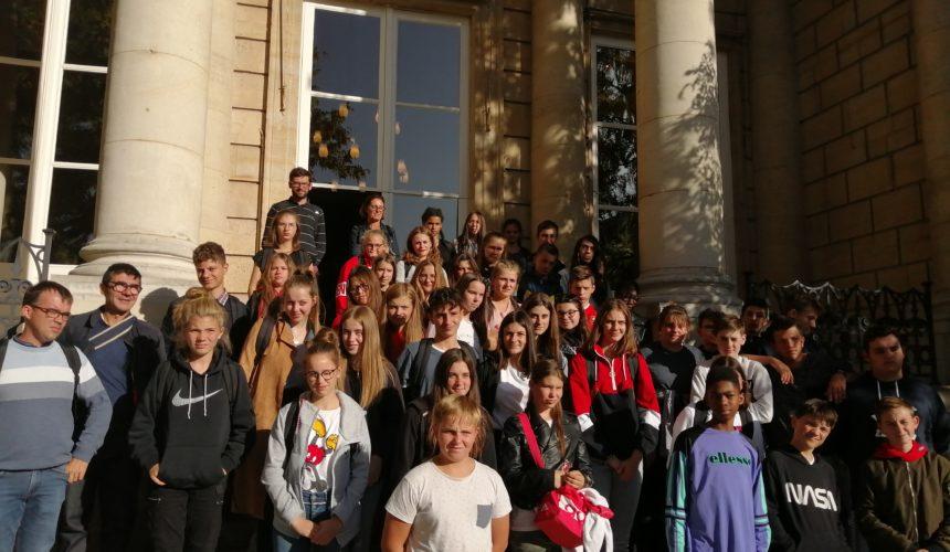 Excursion à Paris !