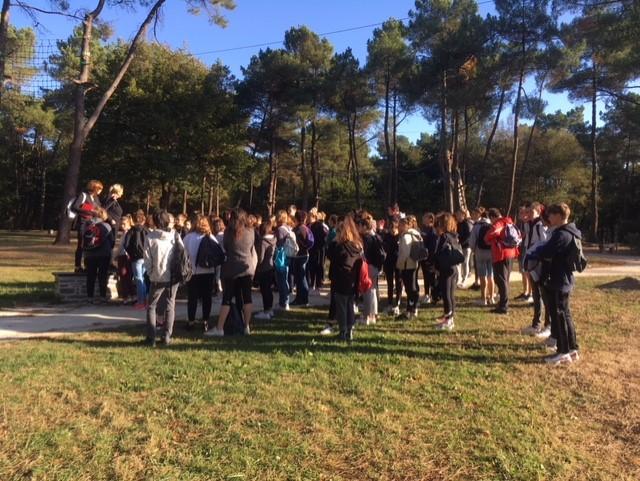 Journée d'intégration à Iffendic