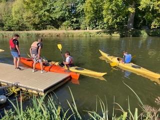 Cycle canoë et kayak en 3°